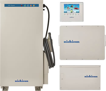 ニチコン トライブリッド蓄電システム 8kWh ESS-T1M1