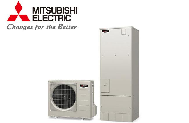 写真:三菱電機のエコキュート