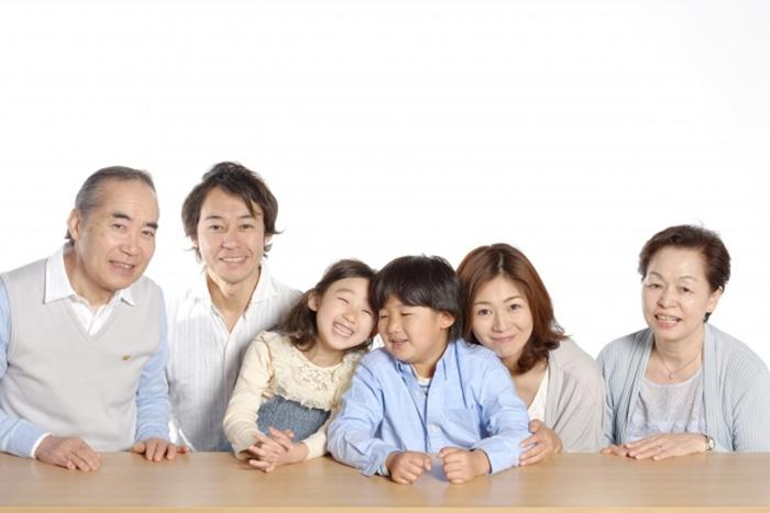 タンク容量と家族の人数